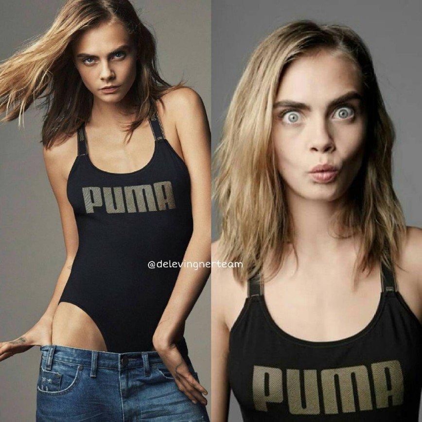 Кара, пума или Puma?