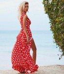 Голую Викторию Боню поймали на пляже