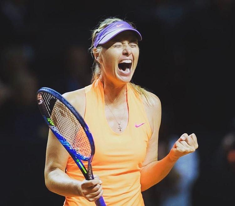 Большой теннис обрел Марию Шарапову