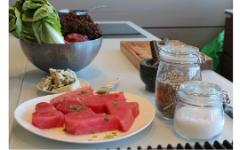 Еварушницы на кухне у известного повара