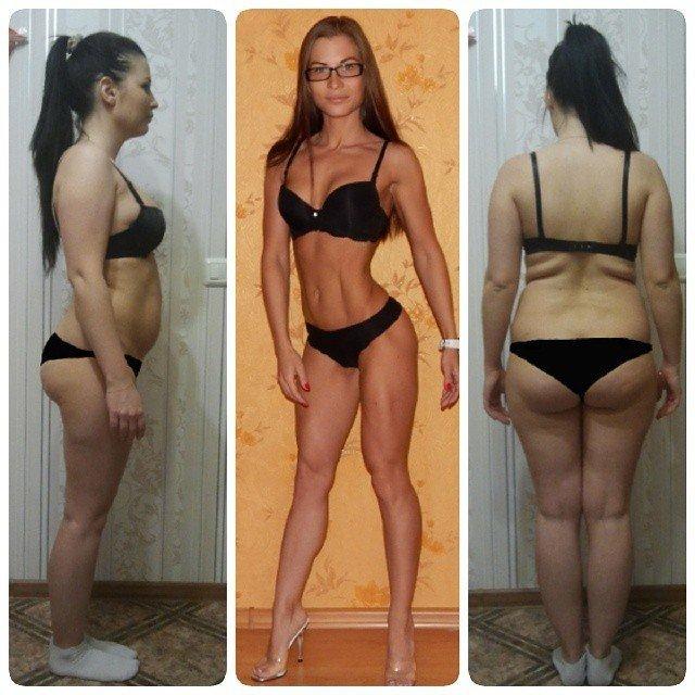 Как потерять 60 кг за 5 месяцев и обрести тело своей мечты