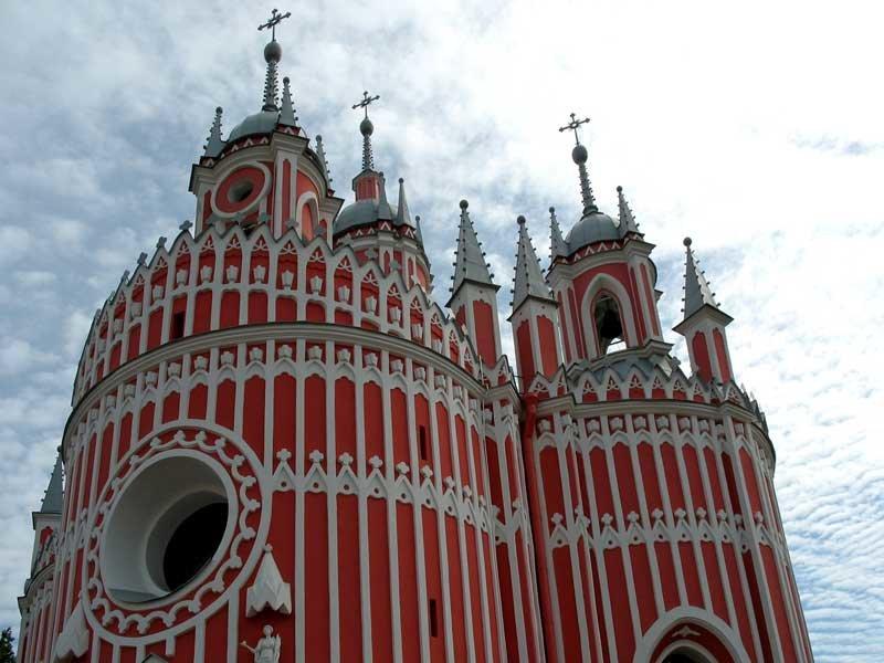 Чесменская церковь в Санкт-Петербурге