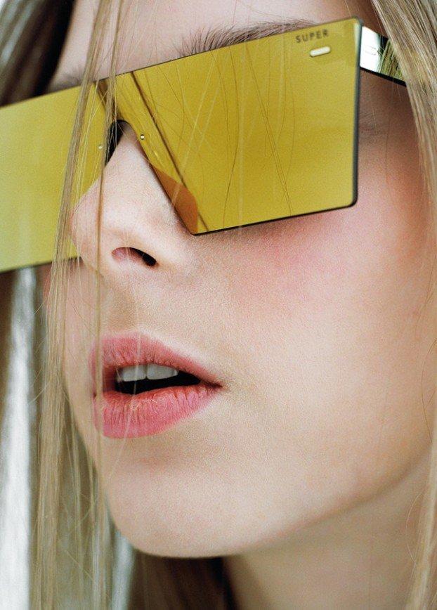 Футуристические очки Retrosuperfuture