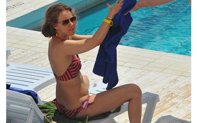 Ксения Собчак ждет ребенка