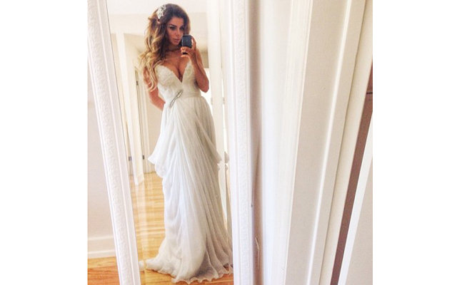 Анна Седокова собралась замуж в третий раз