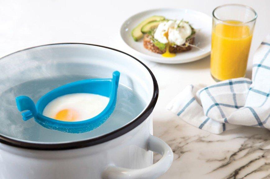 Гондола для яиц приплывет хозяйке на выручку