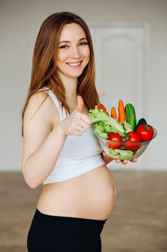 Какие витамины нужны будущей маме?