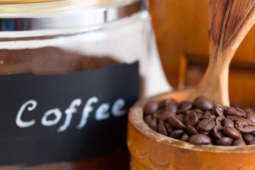 Заморозка кофейных зерен обеспечит насыщенный вкус