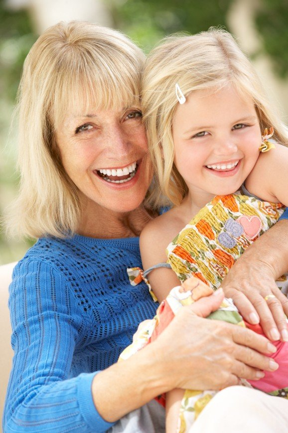 Старородящие - лучшие матери в мире