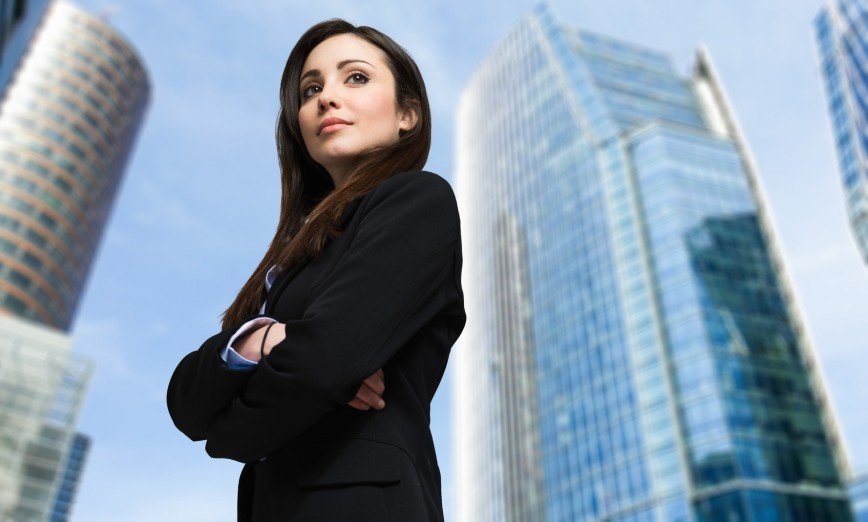 Высокие должности повышают уровень тестостерона у женщин