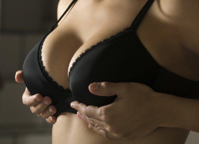 Женщинам стоит отказаться от бюстгальтера