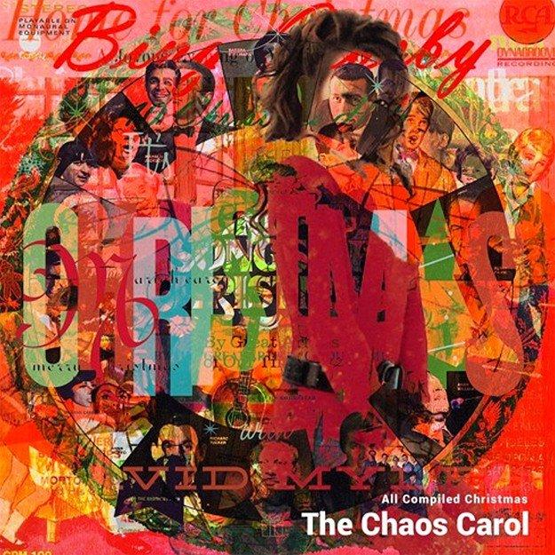 100 новогодних песен заиграли одновременно: Автора задумки Петтера Рудволла достали рождественские песни, именно поэтому он и создал «Гимн хаосу», в котором одновременно звучат сто новогодних