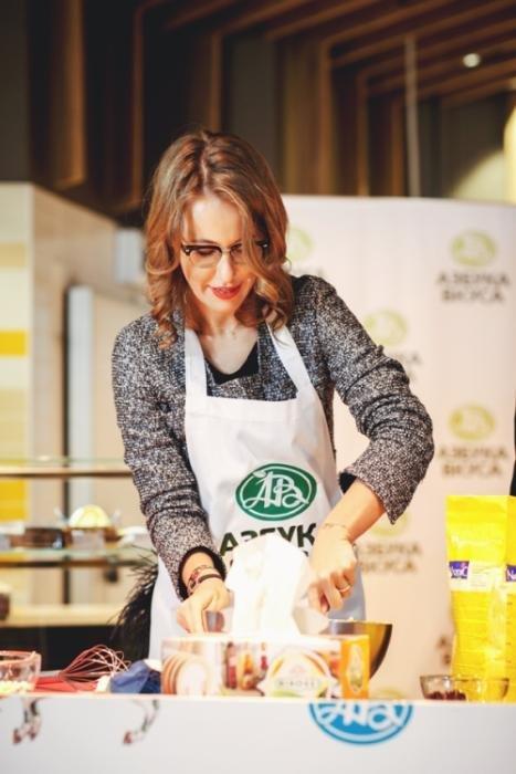 Ксения Собчак против Урганта в кулинарном поединке