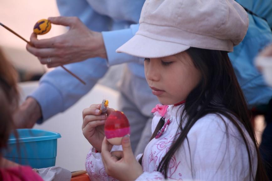 В парке Победы пройдет празднование Пасхи