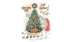 Рождественская елка Дольче и Габбана