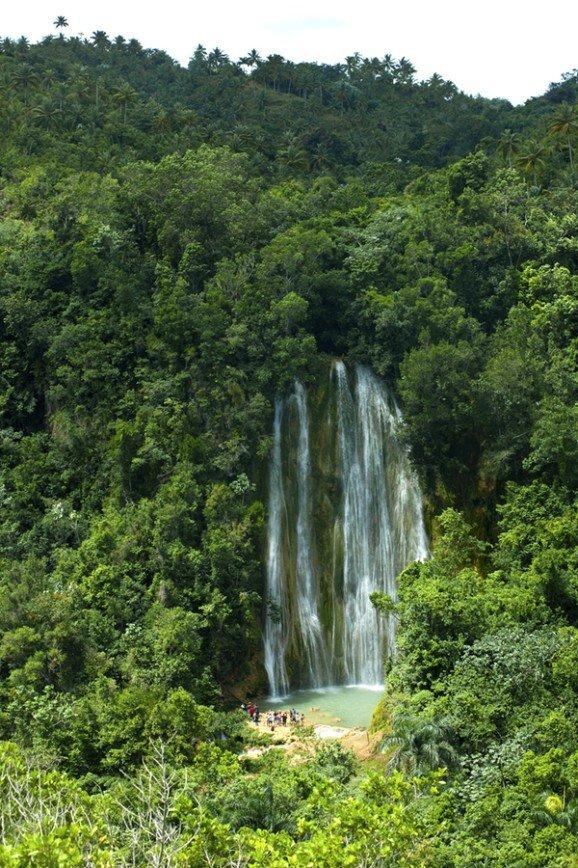 Водопады Доминиканы