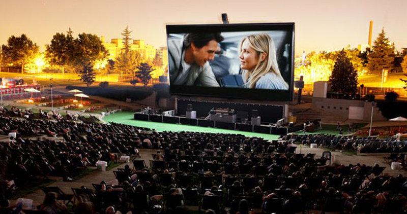 В конце мая на ВДНХ откроют летний кинотеатр