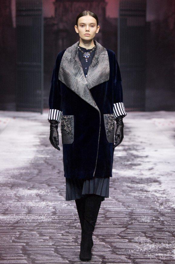 Maria Shosheva представила меховую коллекцию
