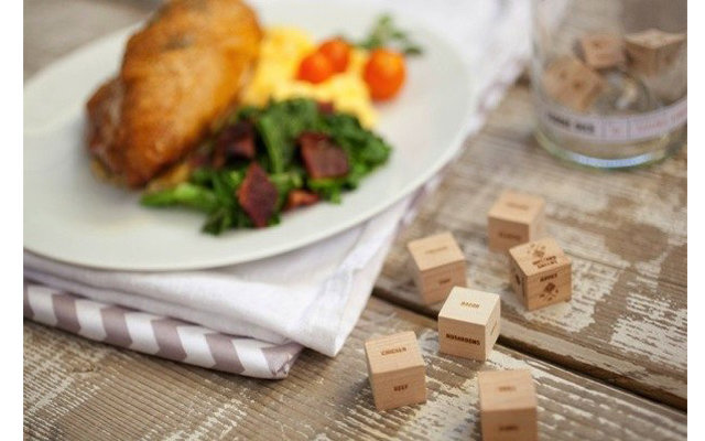 Что приготовить на ужин решат игральные кости