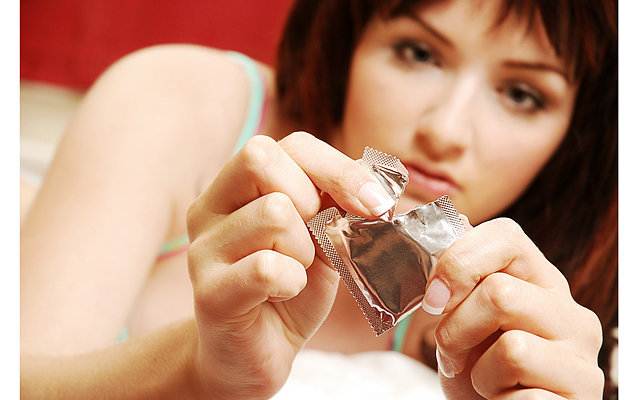 Секс с презервативом будет ли полезным