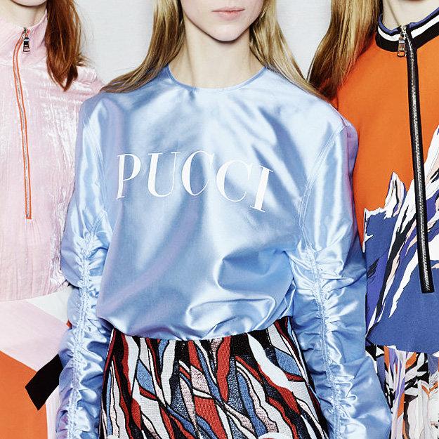 У Emilio Pucci появится линия одежды для детей
