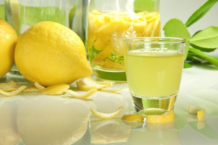 лимончелло напиток рецепты не сладкий
