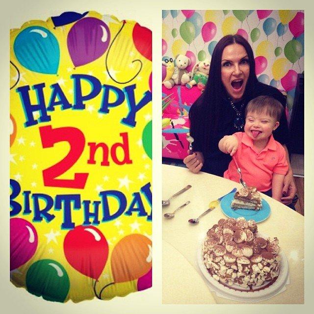 Эвелина бледанс день рождения сына американский пирог имя актера