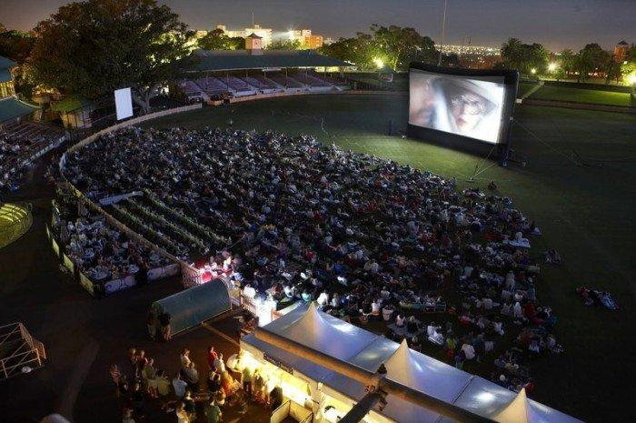 В «Сокольниках» откроется летний кинотеатр