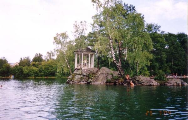 Теплое озеро Ая