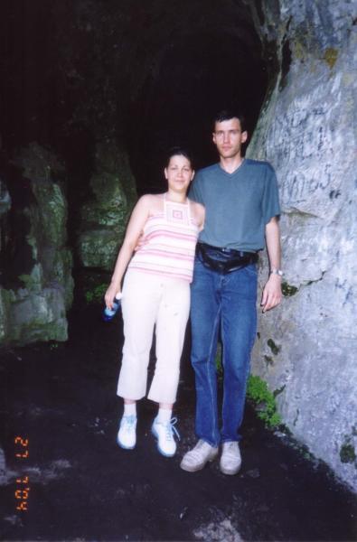 Тавдинские пещеры - раньше там было море