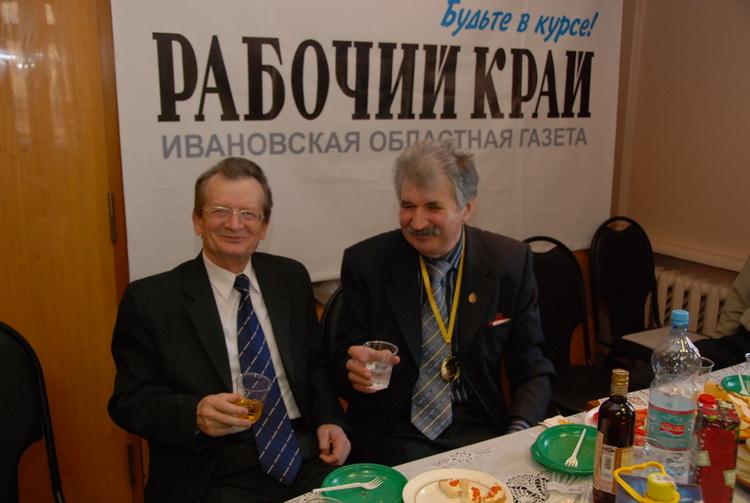 Мой друг заслуженный врач России Анатолий Медведев