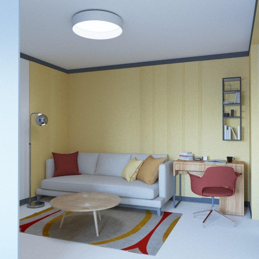 Автор: kristinadesigns, Фотозал: Мой дом, комната для студента Дизайн интерьера. 8(916)516-81-45