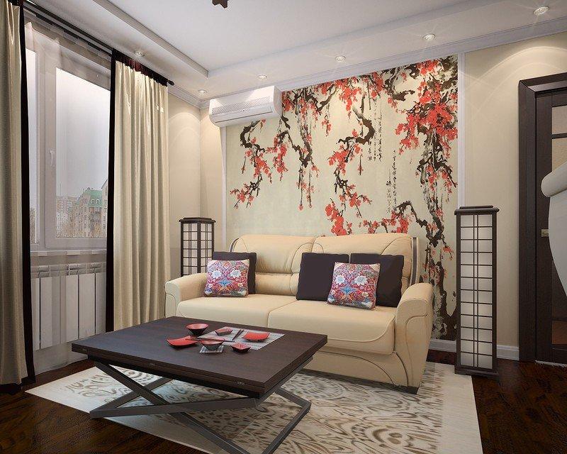 Автор: kristinadesigns, Фотозал: Мой дом, Дизайн гостиной в восточном стиле. Услуги дизайнера в Москве  Тел: +7 9165168145