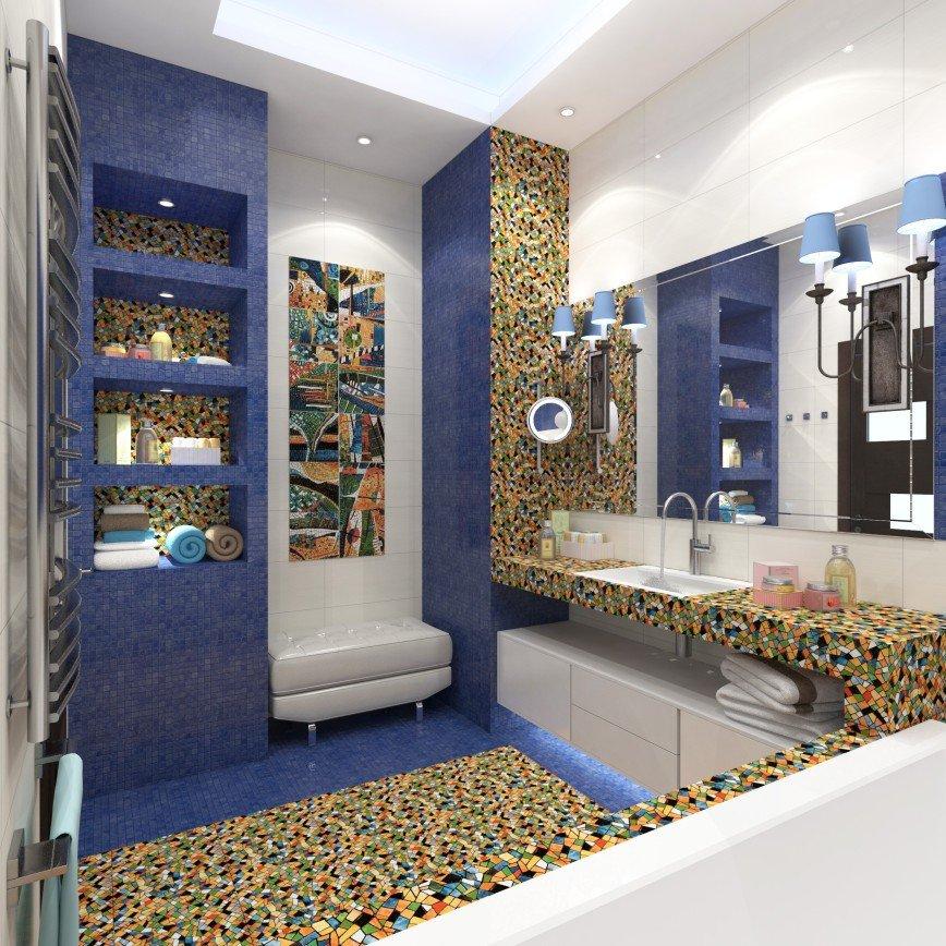 Автор: kristinadesigns, Фотозал: Мой дом, Дизайн ванной комнаты. Услуги дизайнера в Москве  Тел: +7 9165168145