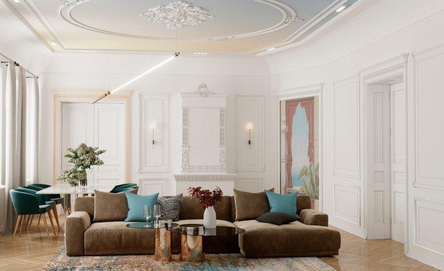 Автор: kristinadesigns, Фотозал: Мой дом, Гостиная. Дизайн интерьера. 8(916)516-81-45