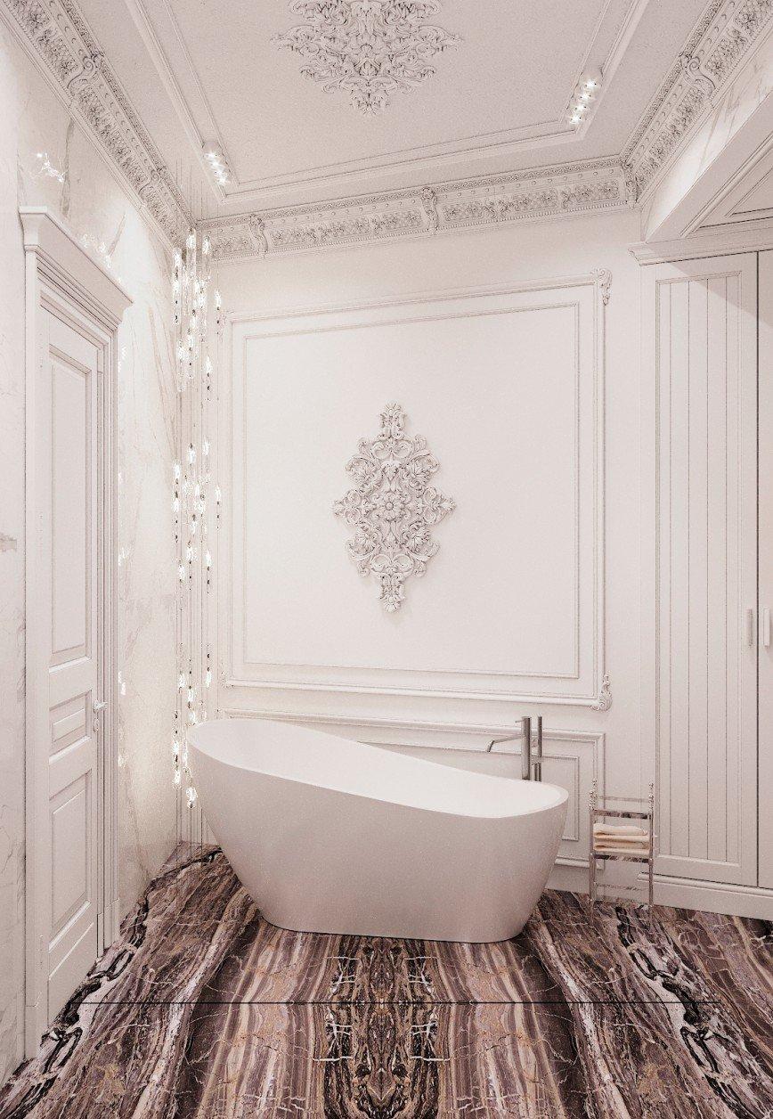 ванная Дизайн интерьера. 8(916)516-81-45