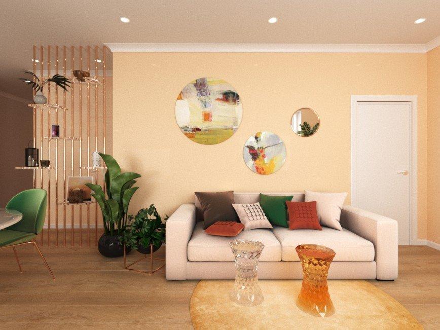 гостиная Дизайн интерьера. 8(916)516-81-45