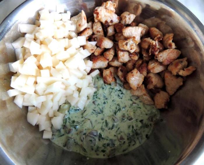 Рецепты оформление блюд для детей от