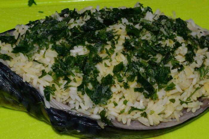 простой рецепт приготовления рыбы в духовке в фольге