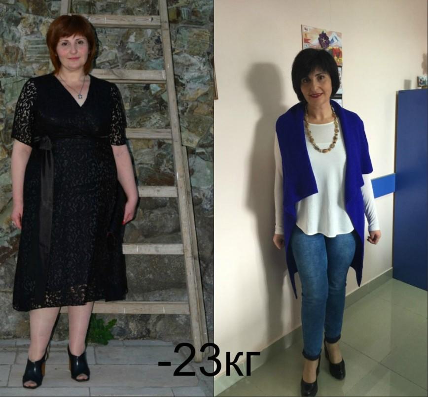 Хочу похудеть после 40 лет