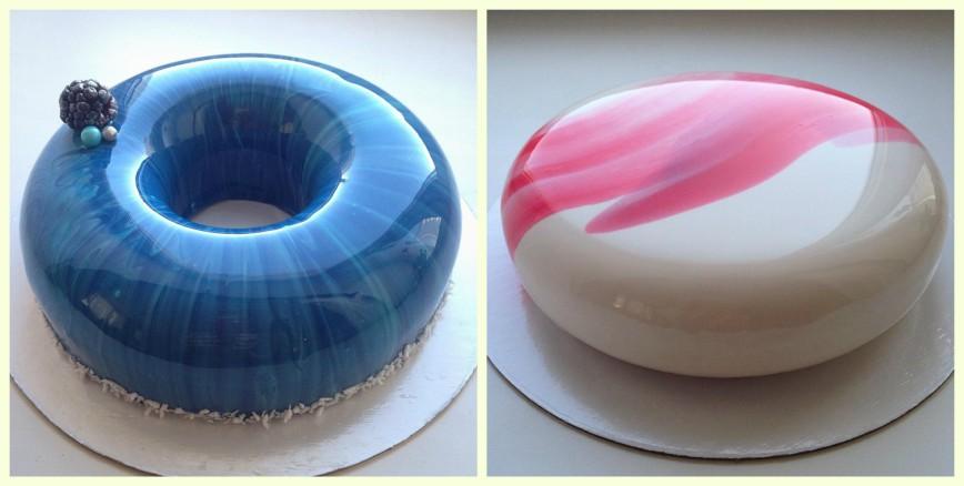 Удивительные торты от Ольги Носковой