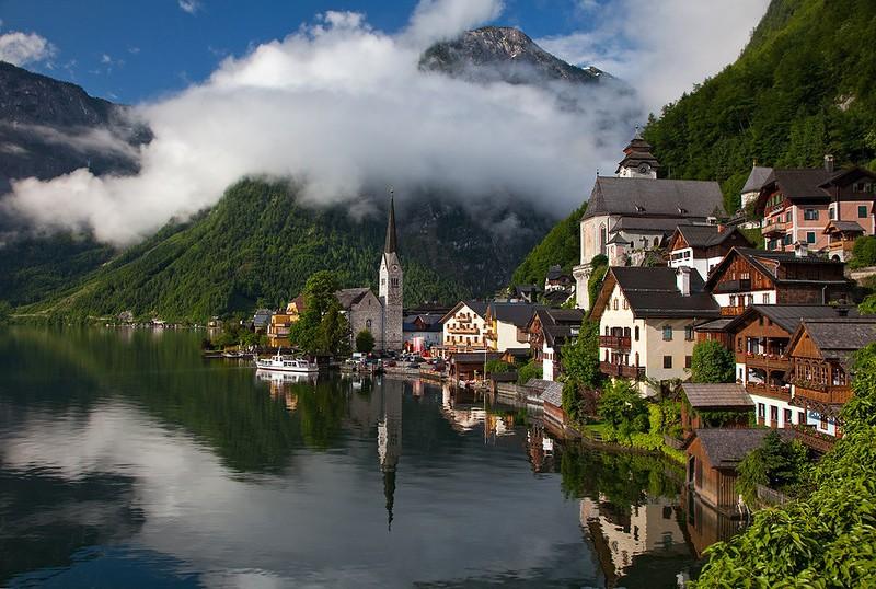 Самые живописные городки и деревни Европы