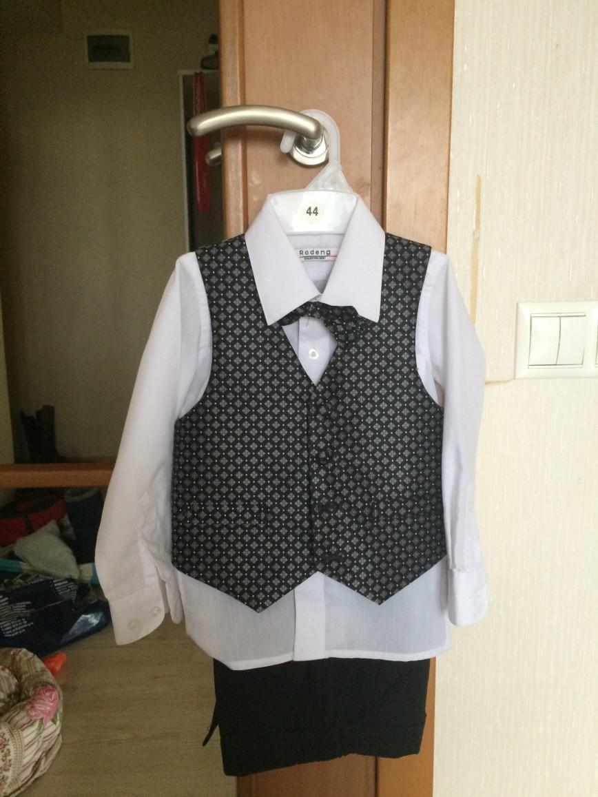 праздничный костюм, 3-4 года, 800 руб