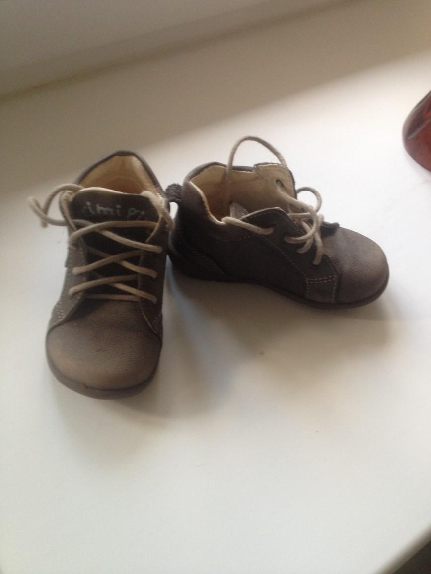 ботиночки primigi, размер 19