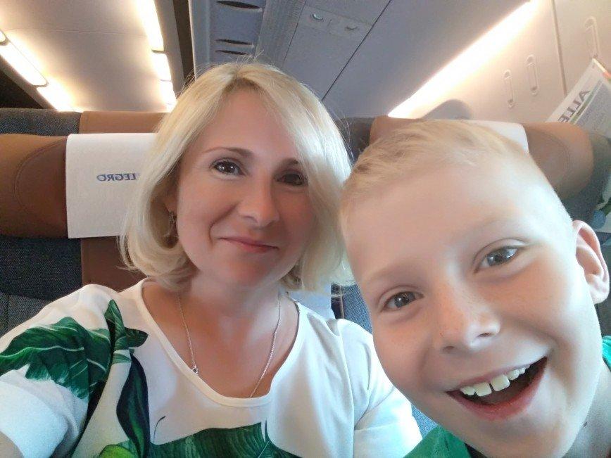 А это поезд Аллегро, который повезет нас в Хельсинки