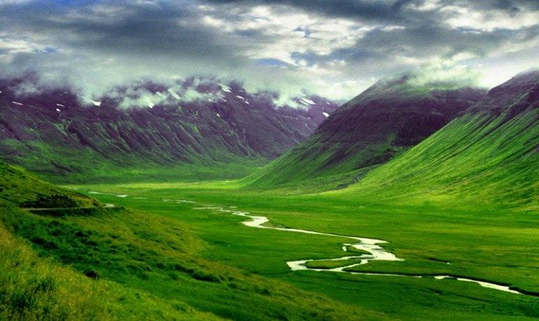 Удивительные фотографии Исландии