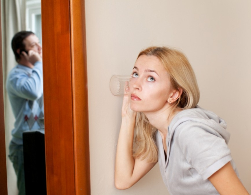 Жены идут по следу, или легкий способ разрушить семью