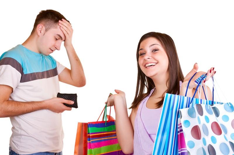 Как заставить мужа раскошелиться: 5 советов от еварушниц