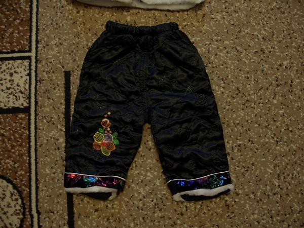 Штаны от китайского костюма