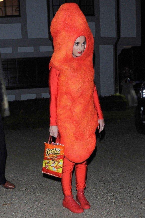 Самые неудачные костюмы звезд на Хэллоуин